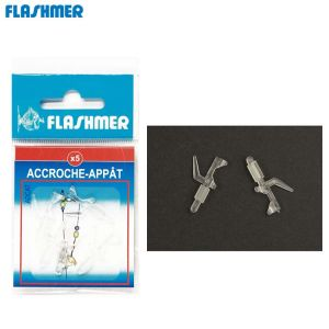 ACCROCHE-APPAT FLASHMER TRANSPARENT