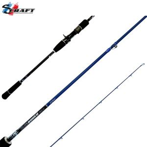 CANNE CASTING S-CRAFT BLUE RODEO 68 H