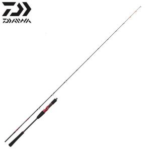 CANNE CASTING TAI RUBBER DAIWA POWERMESH JIGGING 642MHB OS