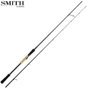 CANNE SPINNING SMITH DRAGONBAIT NX4 LONG CAST 2