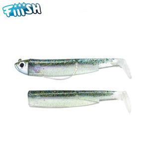 COMBO FIIISH BLACK MINNOW 70 SHORE 3GR GHOST MINNOW + RECHARGE