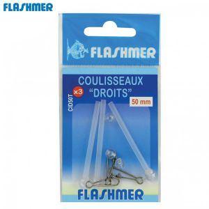 COULISSEAUX DROITS TRANSPARENT FLASHMER