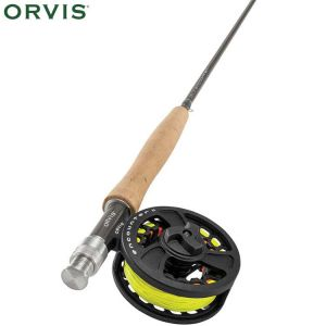 ENSEMBLE MOUCHE ORVIS ENCOUNTER 9' #5