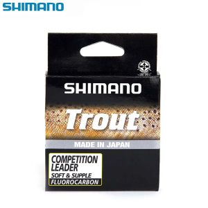 FLUOROCARBON SHIMANO TROUT COMPETITION 50M