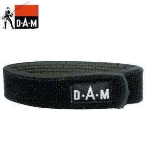ATTACHE CANNE ROD STRAP DAM NEOPRENE