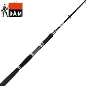 CANNE DAM STEELPOWER BLACK TUNA