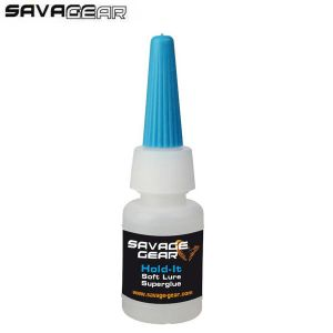 COLLE SAVAGE GEAR HOLD-IT SOFT LURE SUPERGLUE