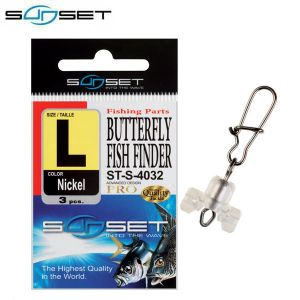 COULISSEAU SUNSET BUTTERFLY FISH FINDER ST-S-4032