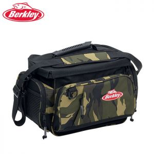 SAC BERKLEY CAMO SHOULDER BAG
