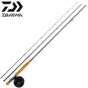 ENSEMBLE MOUCHE DAIWA SWEEPFIRE DF