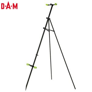 TREPIED DAM STEELPOWER BLACK TRIPOD