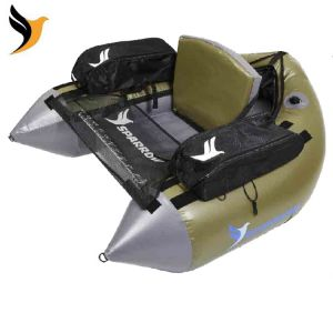 FLOAT TUBE SPARROW COMMANDO VERT