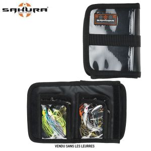 TROUSSE SAKURA SPINNERBAIT CASE