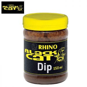 ATTRACTANT DE PECHE BLACK CAT DIP
