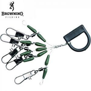 ATTACHE FLOTTEUR ANGLAIS BROWNING EASY SWAP SWIVEL