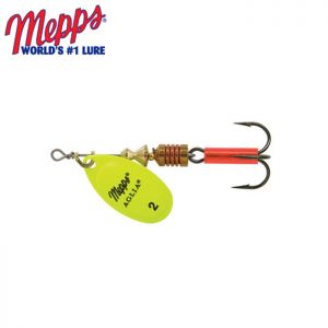 CUILLER MEPPS AGLIA FLUO CHARTREUSE