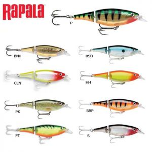 LEURRE RAPALA X-RAP JOINTED SHAD