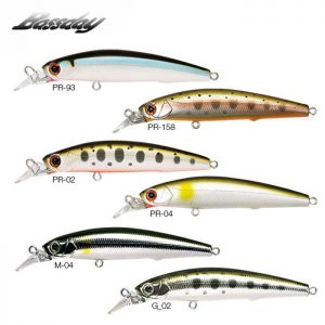 LEURRE BASSDAY SUGAR MINNOW DRIFT TWITCHER
