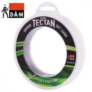 NYLON DAM DAMYL TECTAN SUPERIOR SOFT LEADER 100M