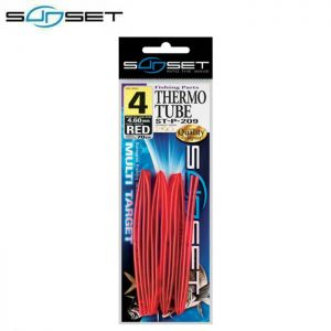 GAINE SUNSET THERMO TUBE RED
