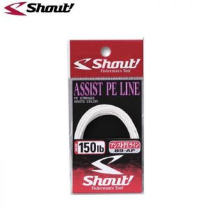 TRESSE POUR ASSIST HOOK SHOUT ASSIST PE