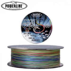 TRESSE MULTICOLORE POWERLINE ABYSSES