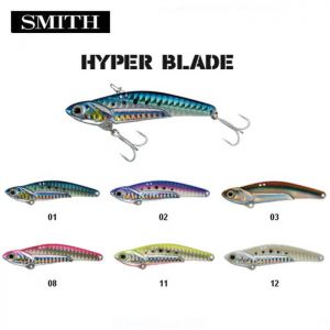 LEURRE LAME SMITH HYPER BLADE 30G