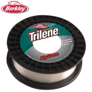 NYLON BERKLEY TRILENE BIG GAME CLEAR ECONO SPOOL