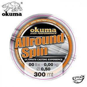 NYLON OKUMA ALLROUND SPIN