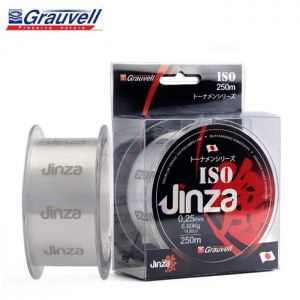 NYLON GRAUVELL JINZA ISO 250M