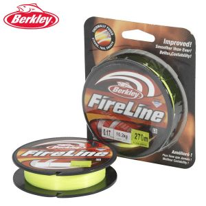 TRESSE BERKLEY FIRELINE FLAME GREEN 110M