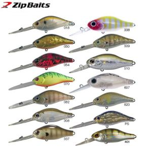 LEURRE ZIP BAITS B-SWITCHER 2.0 NO RATTLE