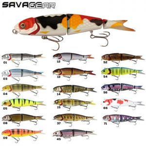 LEURRE SAVAGE GEAR 4PLAY HERRING SWIM & JERK 19CM