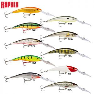 LEURRE RAPALA DEEP TAIL DANCER 11CM