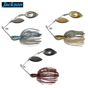 SPINNERBAIT JACKSON FLASHIN DEVIL 7G