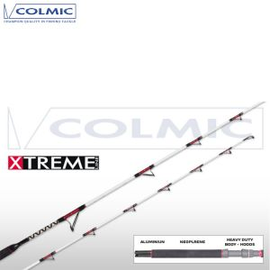 CANNE TRAINE COLMIC PRO LIGHT WHITE SERIES