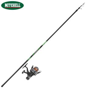 ENSEMBLE TRUITE TELESCOPIQUE MITCHELL ADVANTA ADJUSTABLE