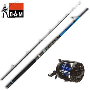 ENSEMBLE TRAINE DAM STEELPOWER BLUE 2.10M