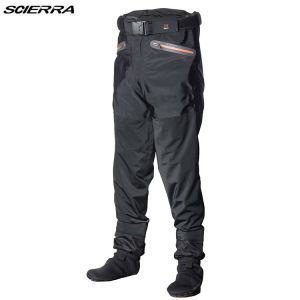 PANTALON WADING SCIERRA X-STRETCH WAIST WADER STOCKING FOOT