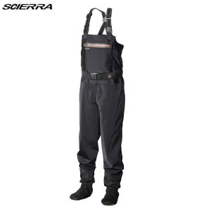 WADERS RESPIRANT SCIERRA X-STRETCH CHEST WADER STOCKING FOOT