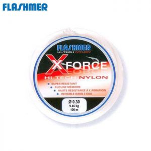 NYLON FLASHMER HI-TECH X FORCE 100 M