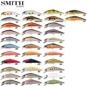 LEURRE COULANT SMITH D-CONTACT 63MM