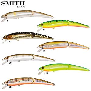 LEURRE SMITH TS JOINT MINNOW SP 110