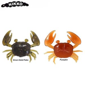 LEURRE SOUPLE NIKKO SUPER LITTLE CRAB