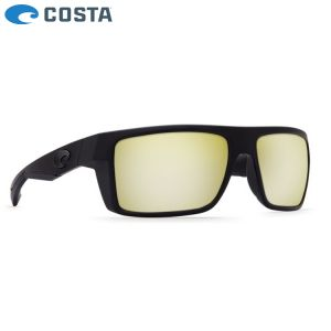 LUNETTES COSTA MOTU BLACKOUT 580P SUNRISE SILVER MIRROR M