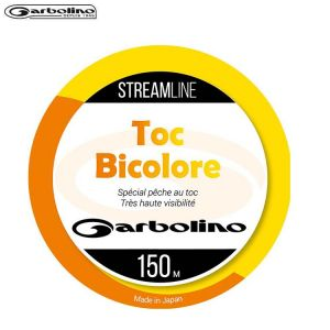 NYLON GARBOLINO STREAMLINE TOC MONO BICOLORE 150M