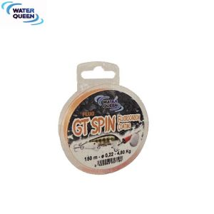 NYLON WATER QUEEN GT SPIN 150M FLUO