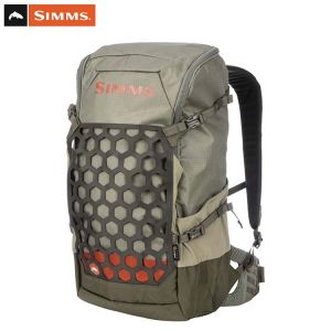 SAC A DOS SIMMS FLYWEIGHT 30L BACKPACK TAN