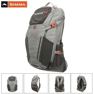 SAC A DOS SIMMS FREESTONE BACKPACK STEEL