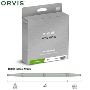 SOIE ORVIS HYDROS TACTICAL NYMPH